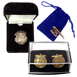 Precious Metal Lapel Pins, Gold & Silver Pins - PinSource