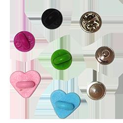 Custom Hard Enamel Lapel Pins - PinSource