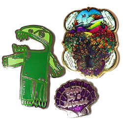 Custom Hard Enamel Lapel Pins - PinSource