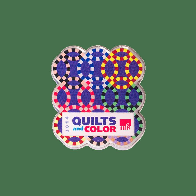 Custom Printed Lapel Pins, Screen & Offset Printed Pins