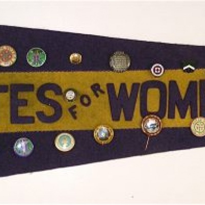 Womans Suffrage Memorabilia